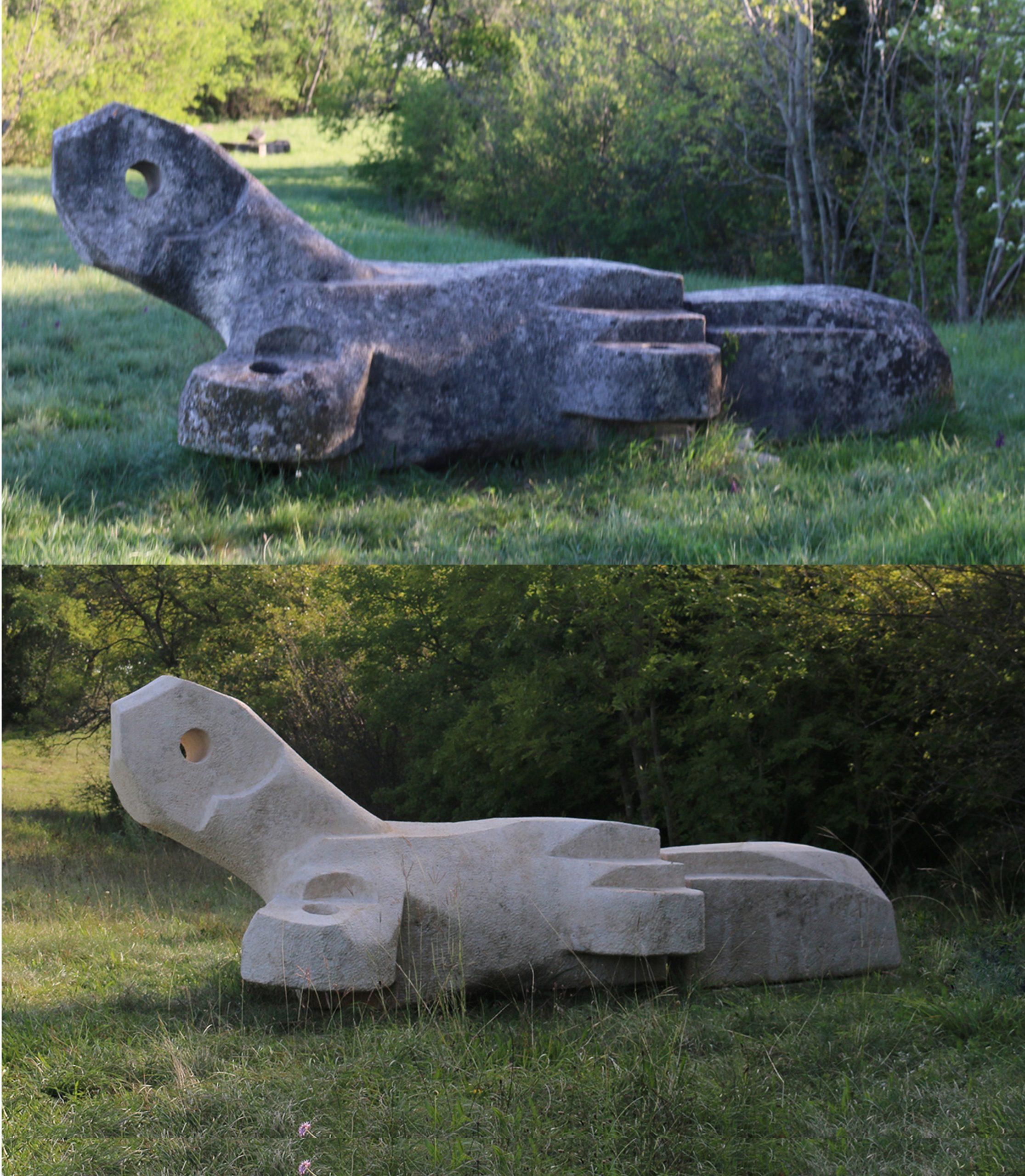 Sanacija i zaštita skulptura