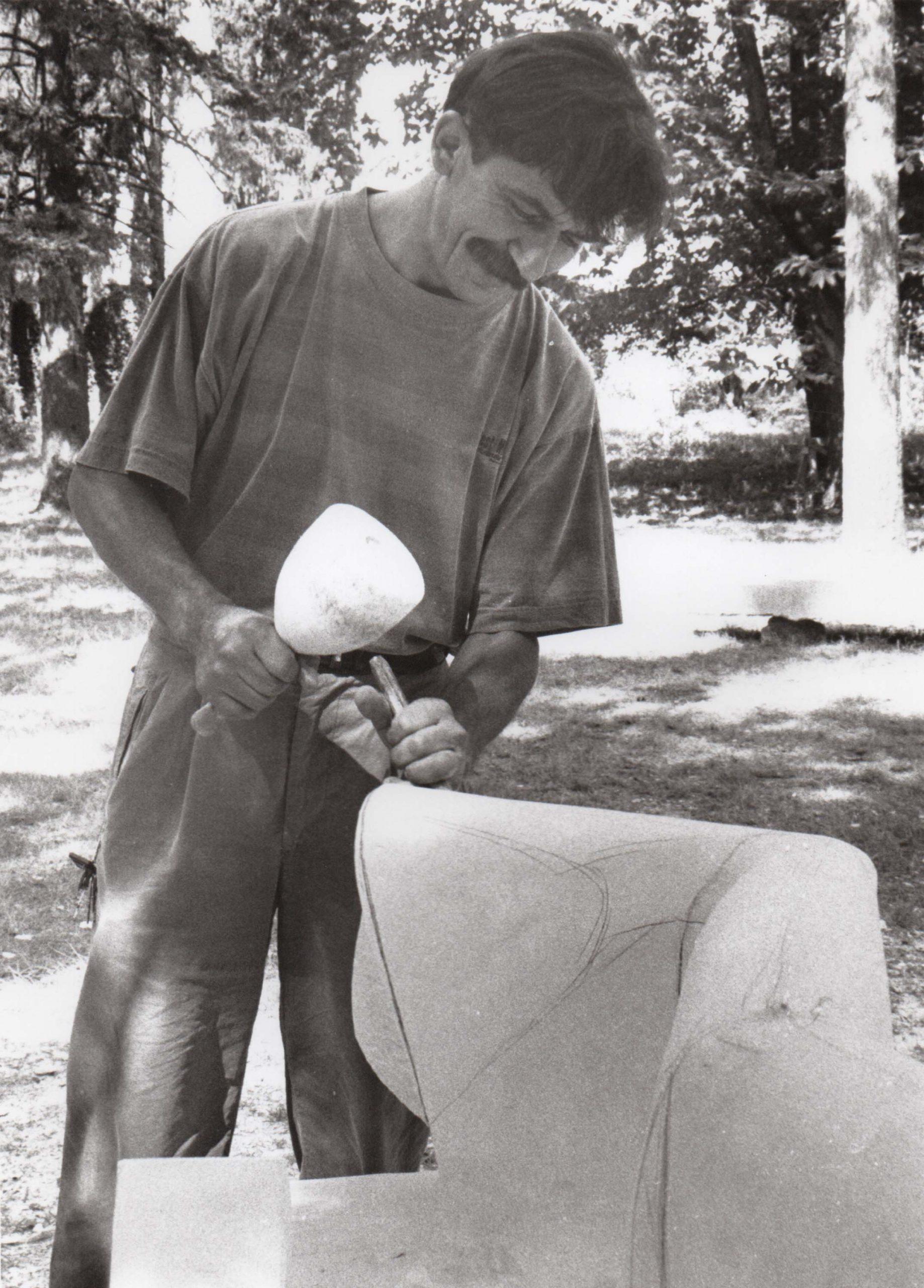 Zoltan Pal, Fontana, 1994.