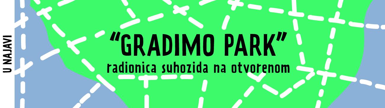 Banner gradimo Park