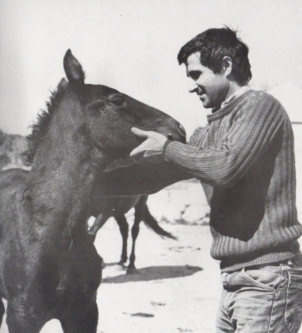 Antonio Paradiso, Zrno žita, 1970.