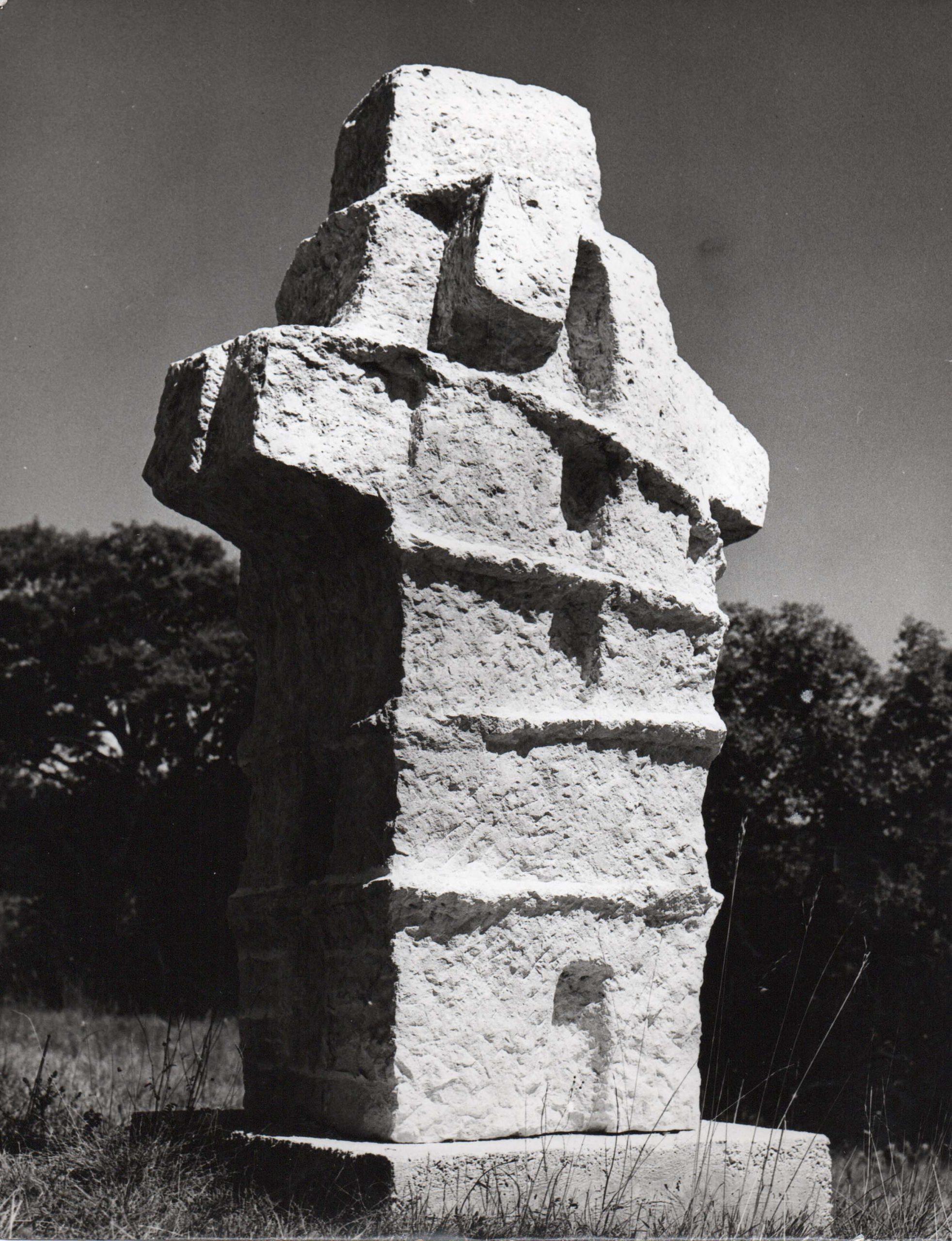 Branko Ružić, La Croce di Tahi, 1973