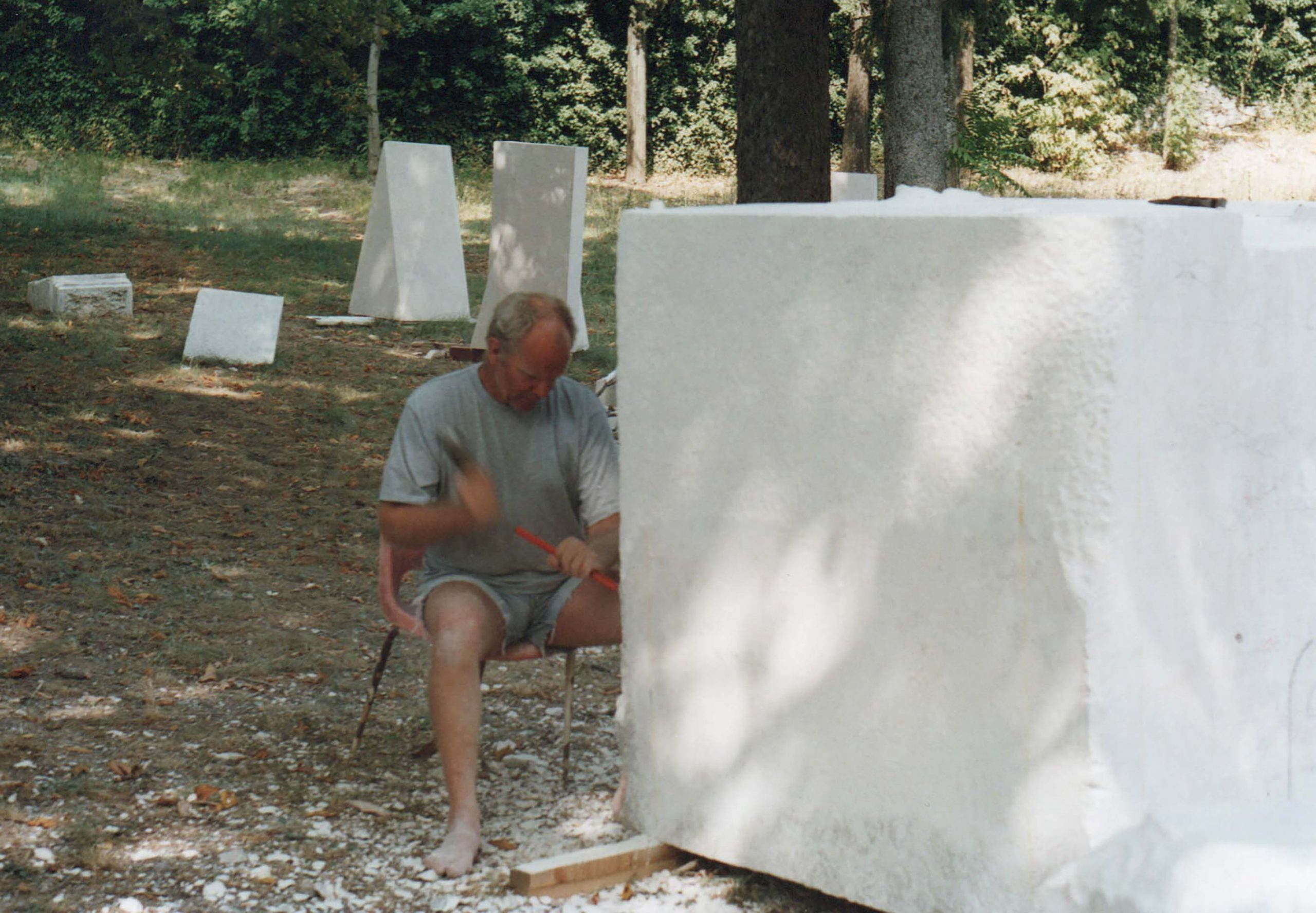 Joost Barbiers, Kuća Svjetla, 2001.