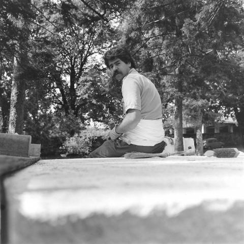Joško Eterović, Quadrato, 1977