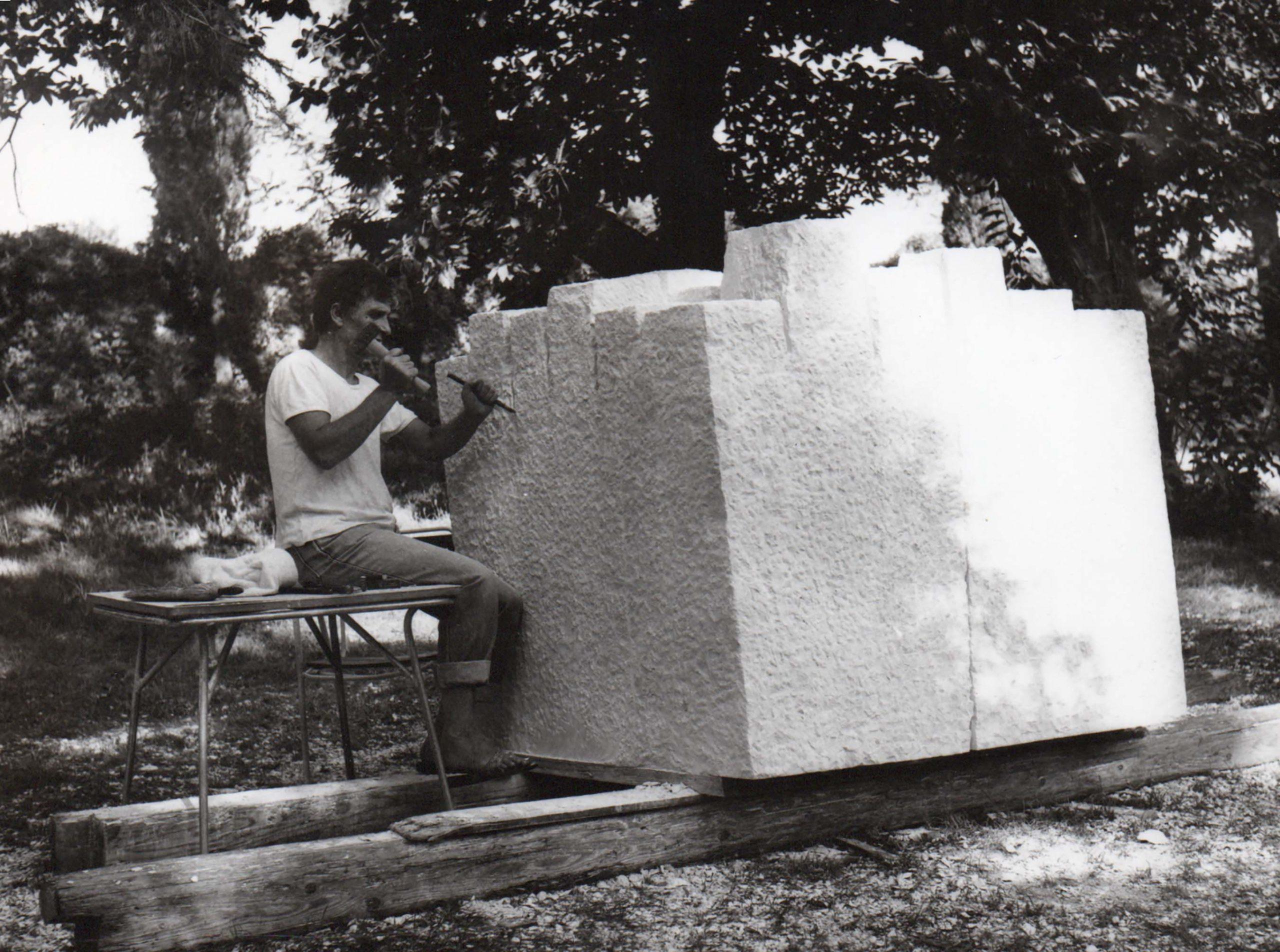 Milun Vidić, Bez naziva, 1987.