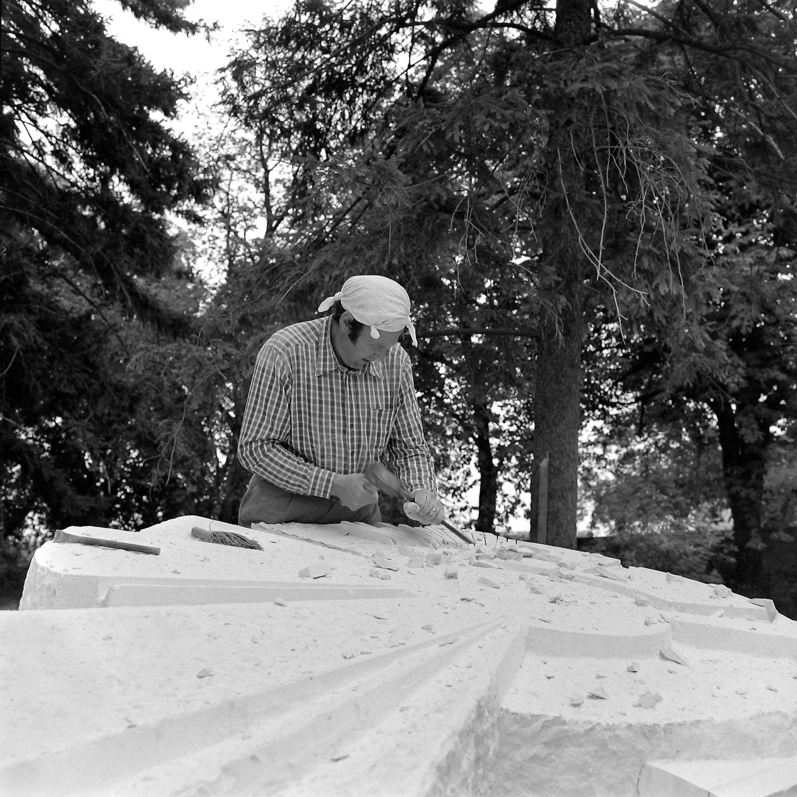 Nino Cassani, Kotač vremena, 1976.