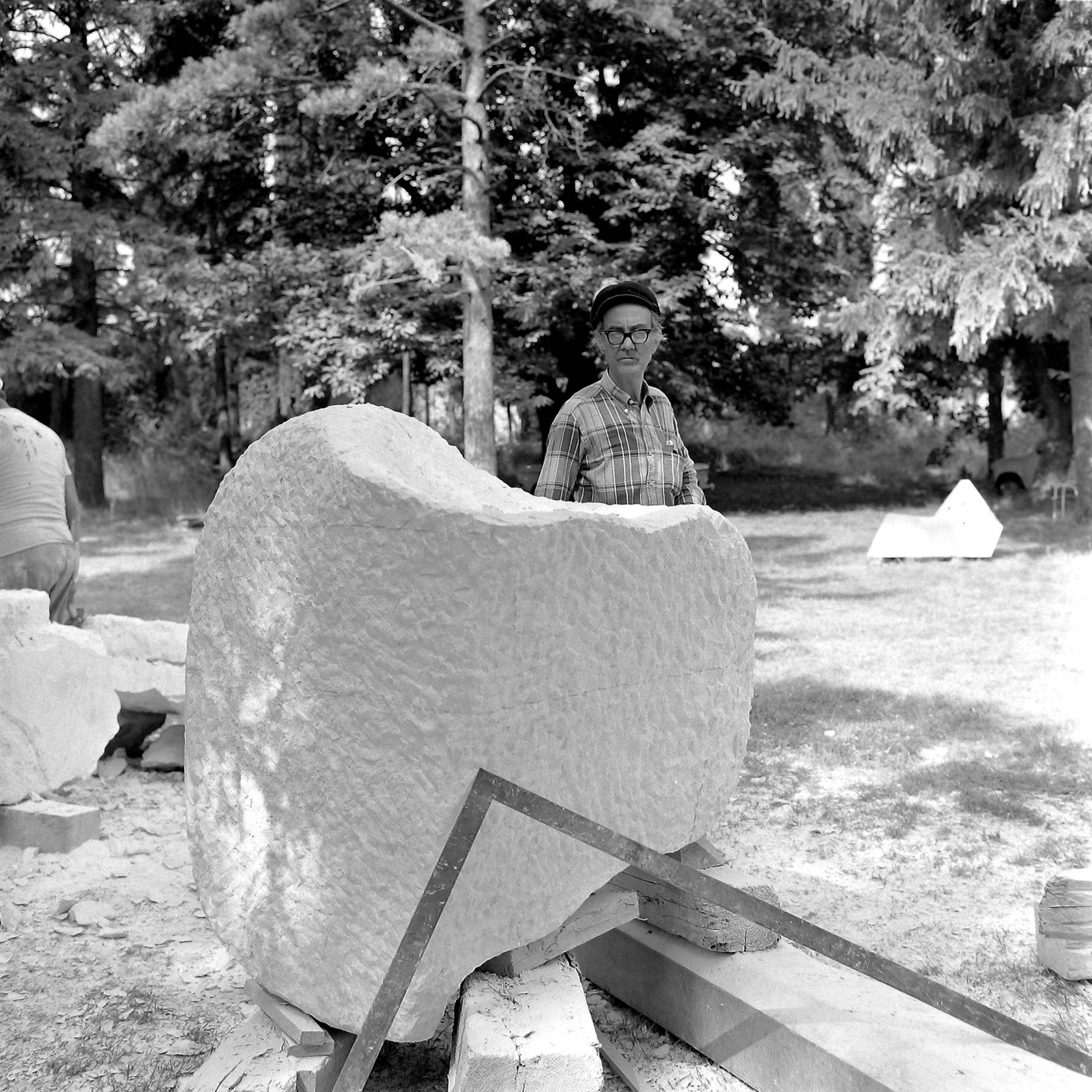 Raoul Goldoni, U dosluhu / Glava bika, 1978.