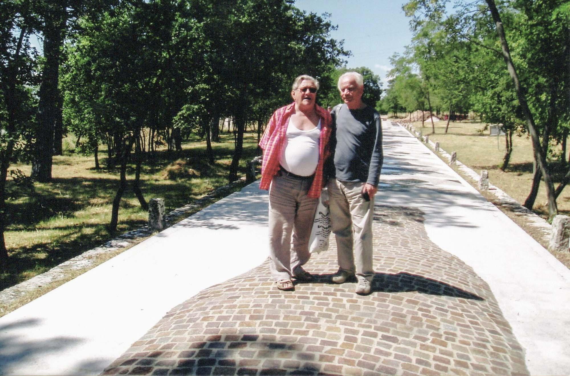 Ivan Kožarić, Andautonijska cesta, 2006.