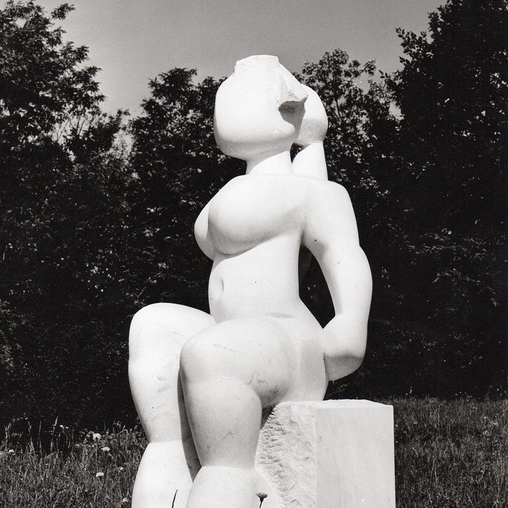 Kosta Angeli Radovani, Dunja, 1975.