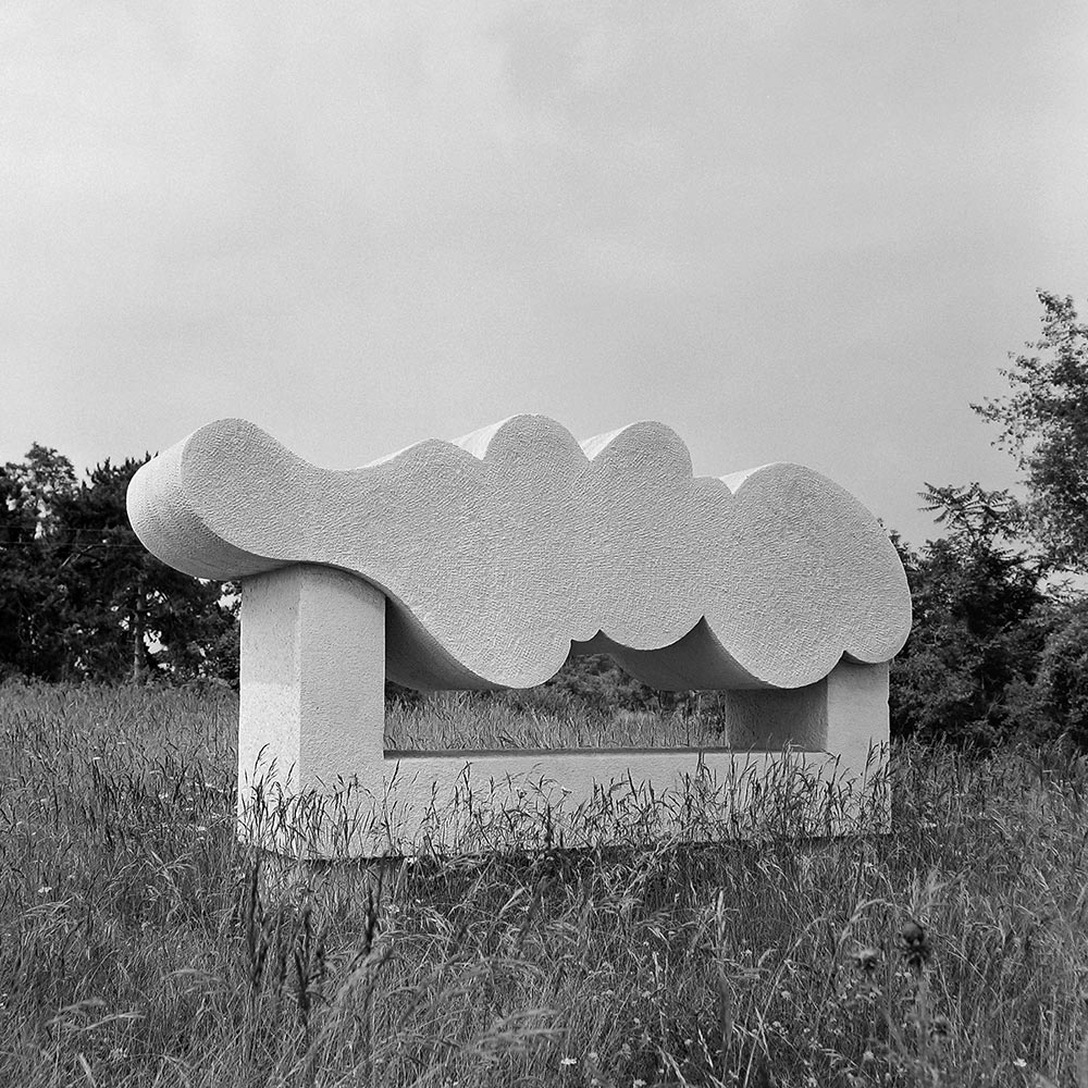 Michael Prentice, Oblak / Cloud, 1977.