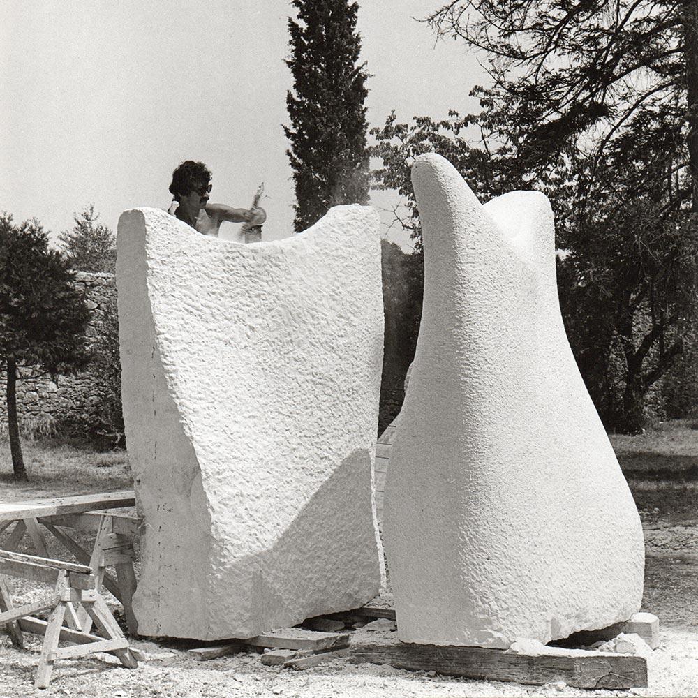 Robert Dubourg, Dijalog, 1973.