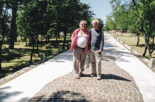 Ivan Kožarić, Strada Andautoniana, 2006