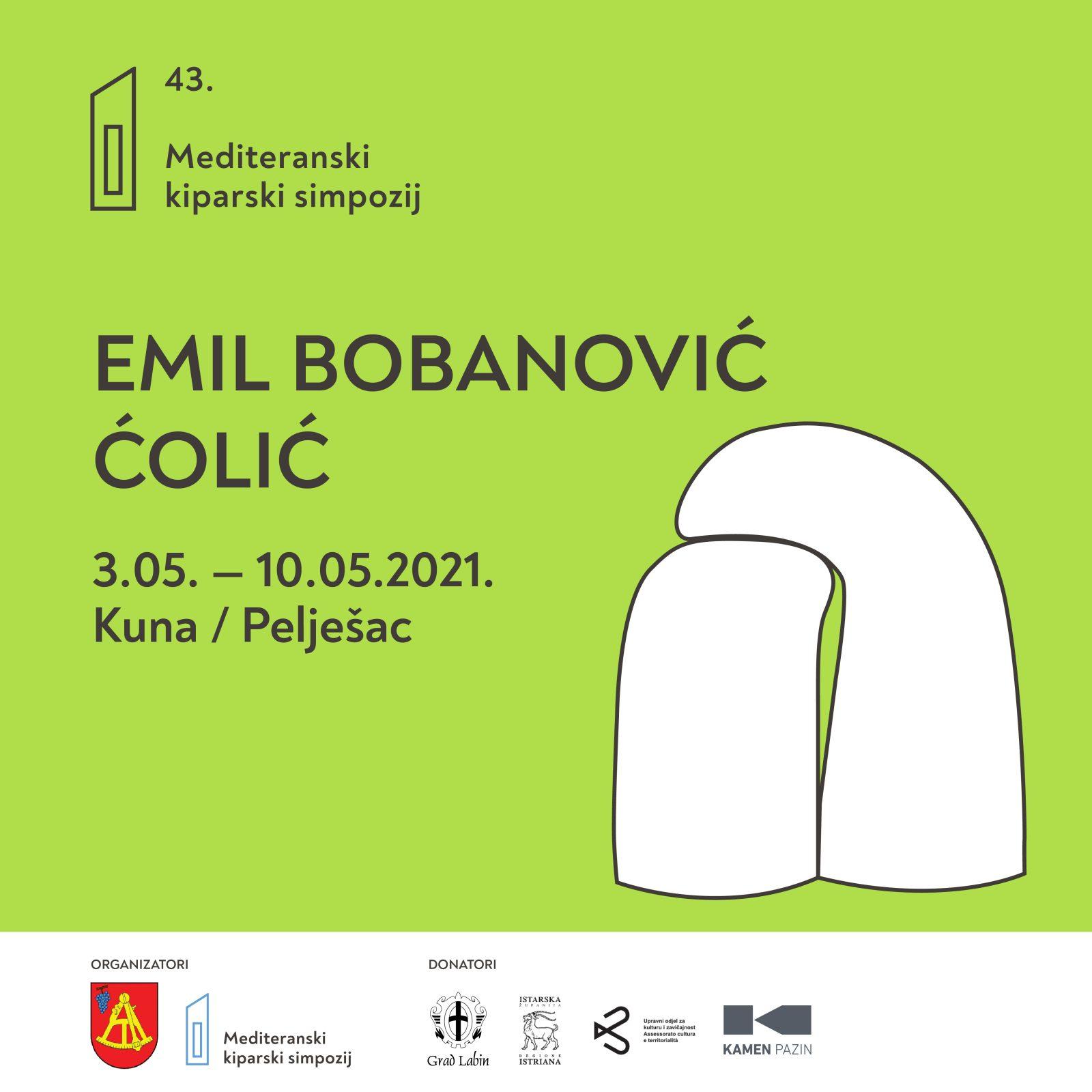 """U Kuni na Pelješcu predstavlja se skulptura """"Dodir"""" Emila Bobanovića Ćolića"""